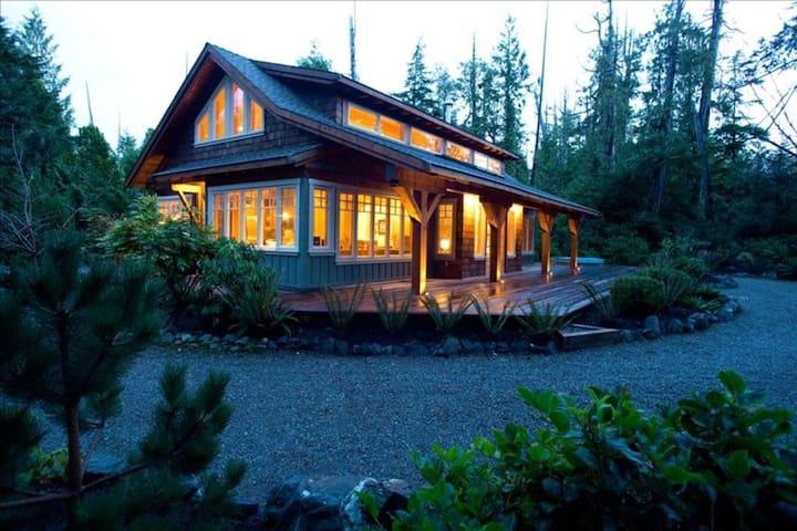 Tofino Dream Cottage