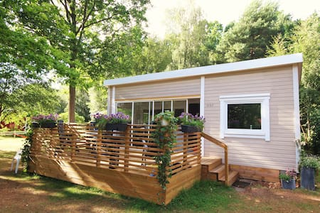 Cosy holiday home close to sea for family holidays - Sölvesborg S - Dom
