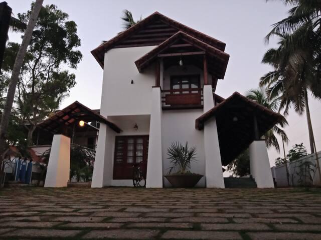 THE AYUR VILLA  is 5 bedroom luxury villa