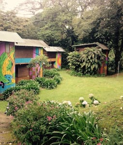 JAULARES room #2 - Alajuela - Chatka