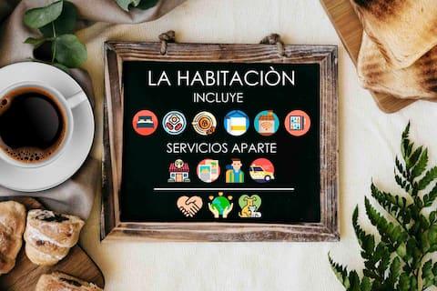 HABITACIÓN.RESTAURANT & TOURS (TUXTLA GTZ.CHIAPAS)