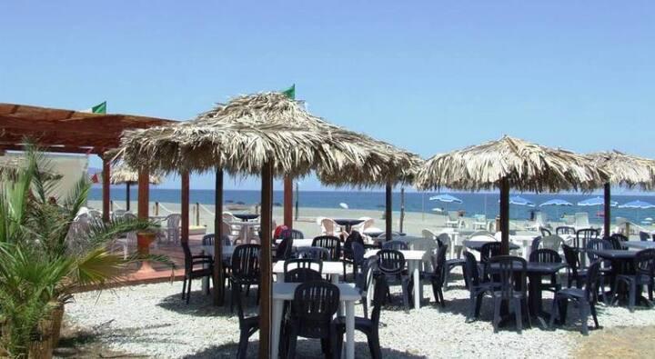 Casa Mobile 6 Pax in Villaggio su Spiaggia