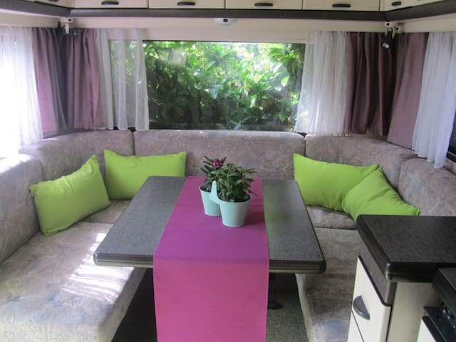 Country - Vintage Roulotte in Libera Polis - Cerveteri - Camping-car/caravane