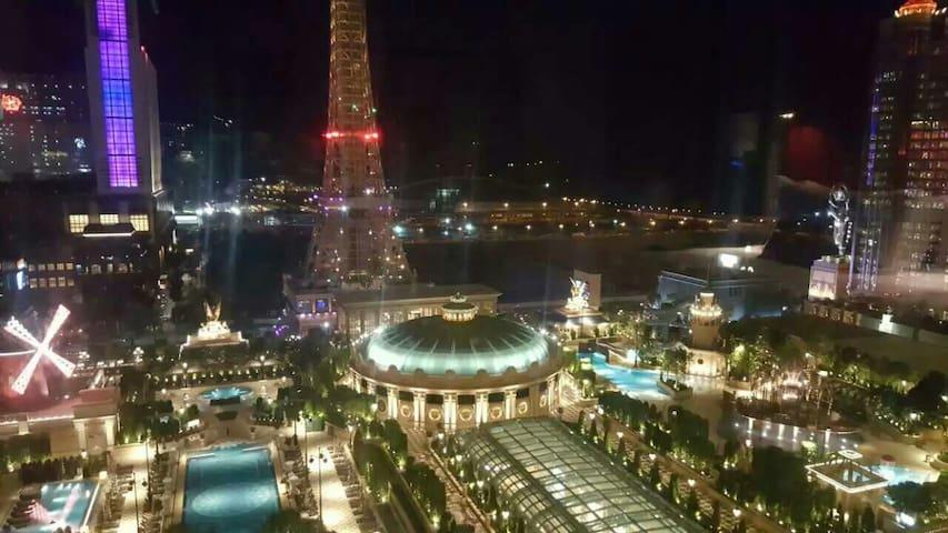 澳门巴黎人酒店