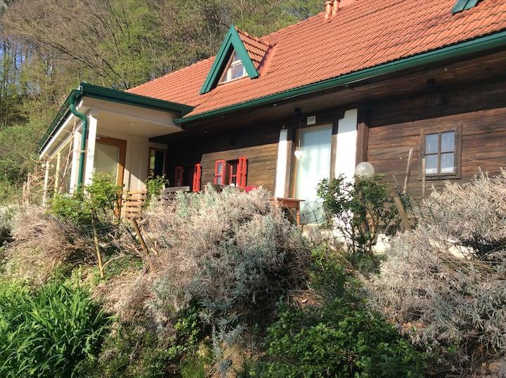 Kleines Chalet nahe der Südsteirischen Weinstraße
