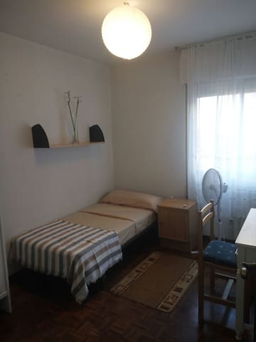 Beautiful  Room with Private Bathroom. City Center
