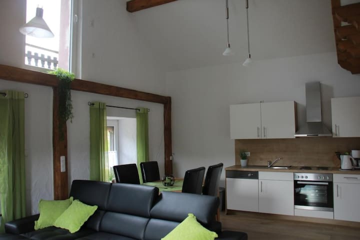 FEWO Wacholder in Alendorf,Lampertstal,Eifelsteig - Blankenheim - Appartement