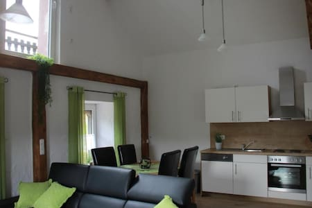 FEWO Wacholder in Alendorf,Lampertstal,Eifelsteig - Blankenheim - 公寓