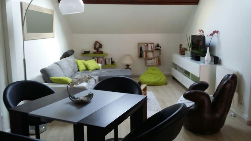 Joli studio cosy - L'Étang-la-Ville - Casa