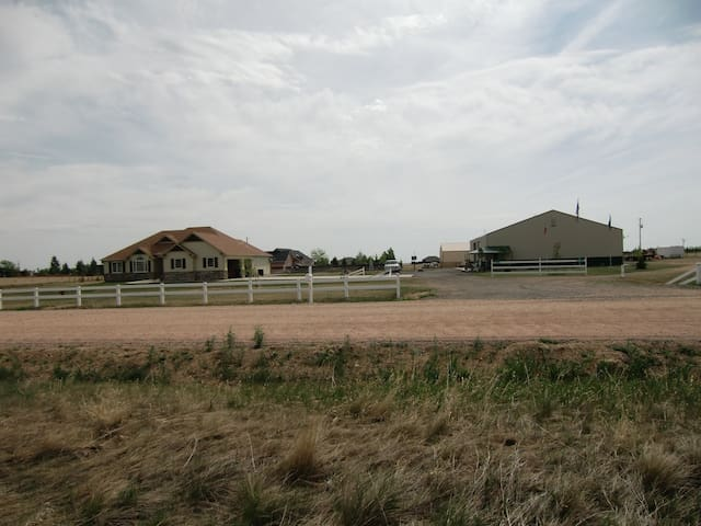 Cheyenne Frontier Days Cowboy Bunk House