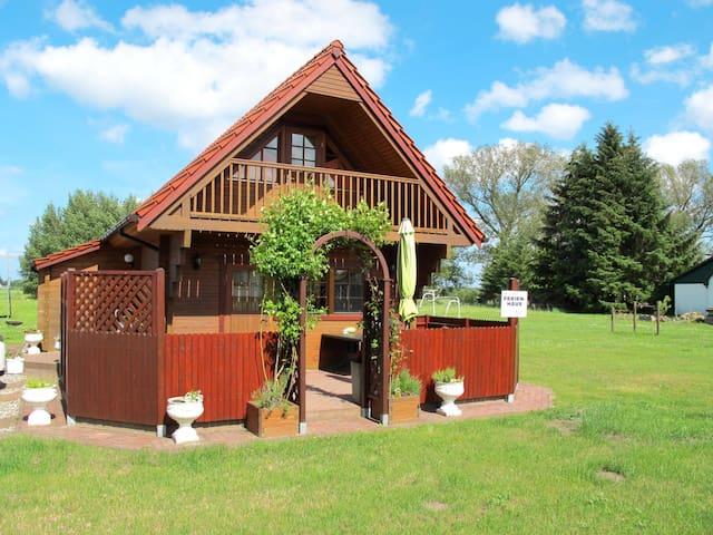 Ferienhaus Brigitte in Bannemin