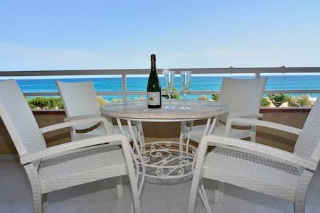 New! Fantastic apartament in front of the sea!