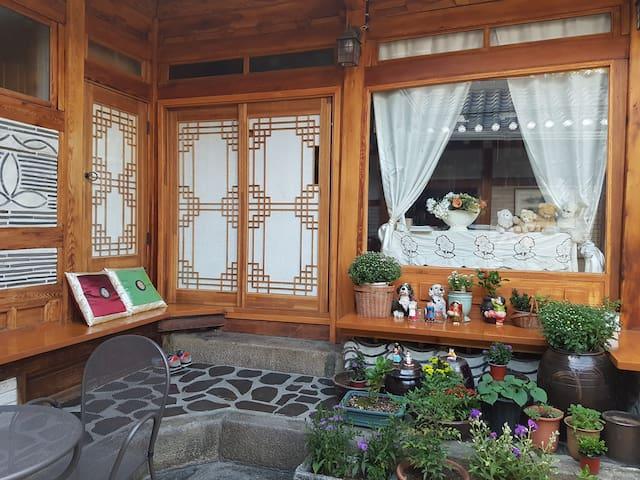 (강방)TraditionalHouse&3minJongno3gaStation(Exit7)