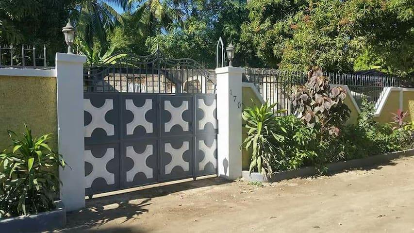 Villa pango Haïti  expérience découverte vacance