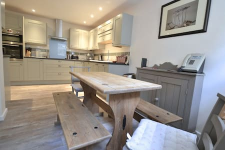 Earby House Cotswolds Cottage - Oddington - Huis