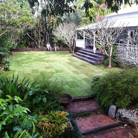 Beautiful Byron Farmhouse Retreat - Myocum - Haus