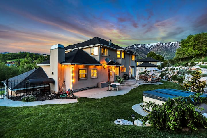 Mountain View Luxury Getaway SLC
