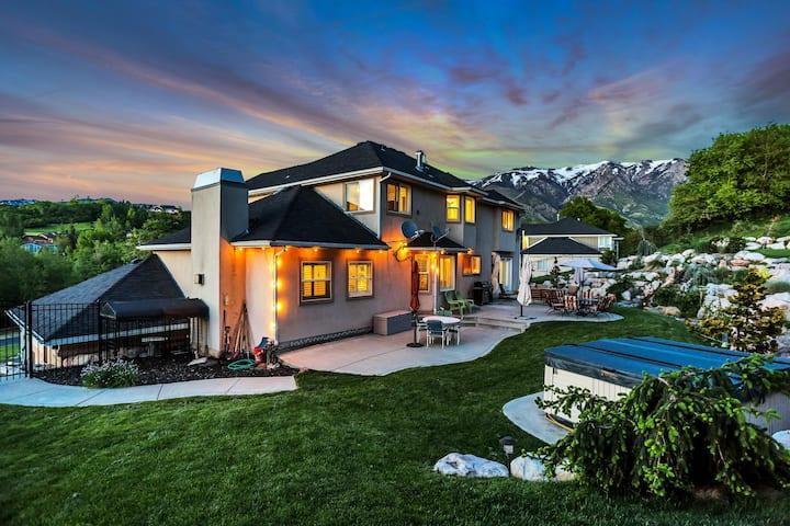 Mountain View Luxury Getaway SLC