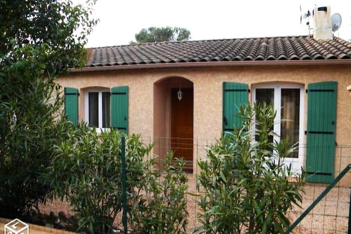 Maison familiale avec piscine calme 6/8 personnes - Le Cannet-des-Maures - House