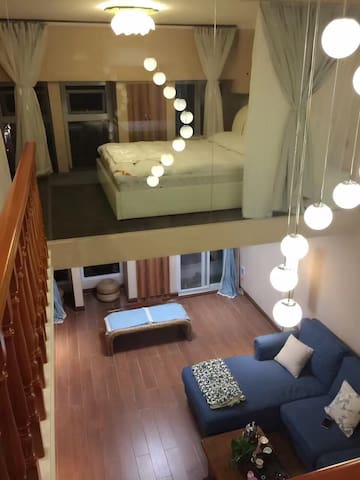 园林地带,豪华装修,高端配置,体贴呵护式住宿体验 - 焦作 - Wohnung
