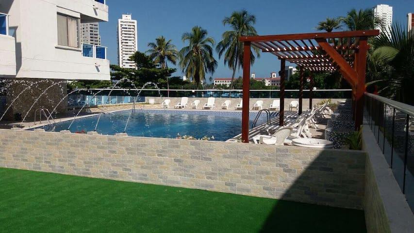 Apartamento en Cartagena Colombia