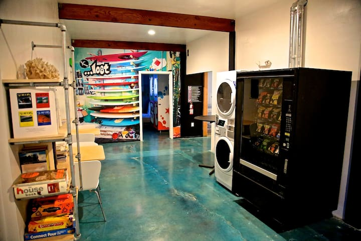 House of Trestles ~ Lost Surfboards Team Room (3)