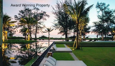Beach Front Phuket, 2 Bedroom, Awarded, Rare Find