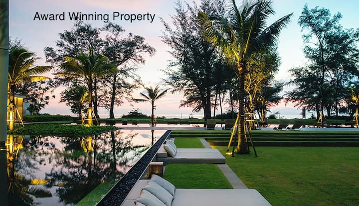 Beach Front Phuket, 2 Bedroom, Awarded, Rare Find