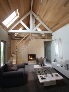 Beautiful Wooden Cabin with sauna - Houyet - Cabana