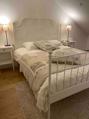 Chambre à coucher, lit 160/200