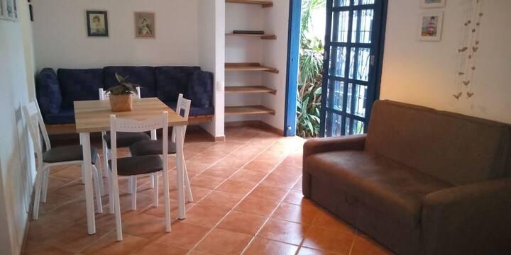 Kitnet ideal para casal - praia do Itaguá/Ubatuba