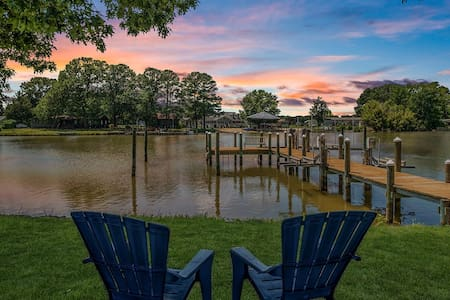 Relaxing Riverfront Escape w/ Private Dock