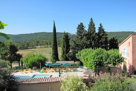 Domaine de l'Adret - La Bergerie - Saint-Martin-de-Pallières