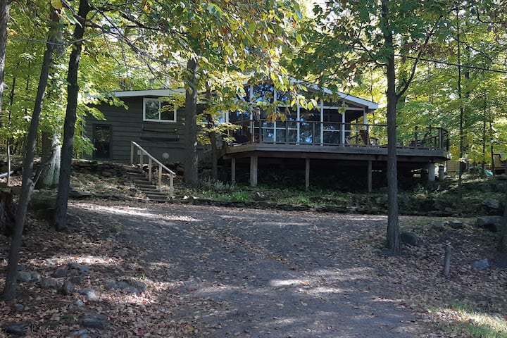 Cottage Rental Lake of Bays Dwight Muskoka