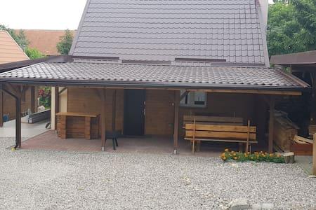 Wilkiejmy wieś,sauna,gorąca beczka, wędkowanie!
