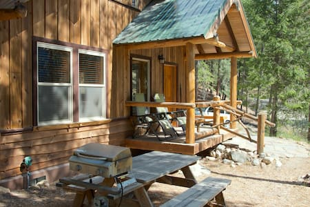 Solstice Cabin, A Gorgeous Wilderness Retreat - Chalet