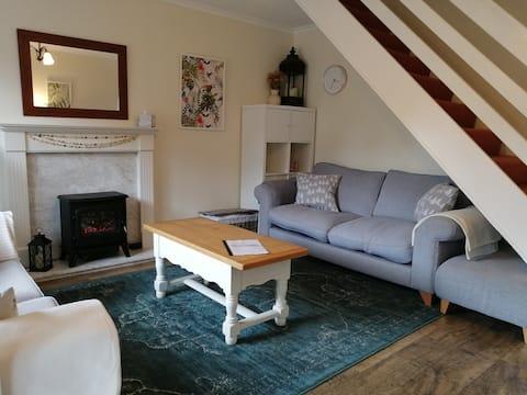 舒適的3臥室房源,如家一般安靜的村區