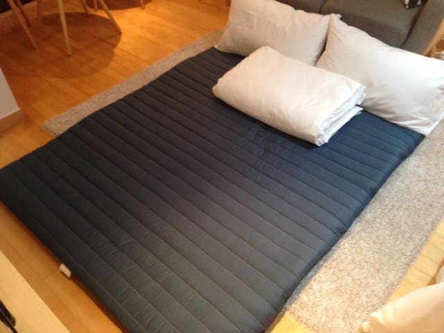 Extra mattresses
