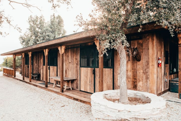 Exquisite Luxury Ranch House in Los Olivos