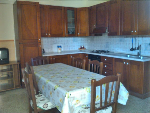 appartamento per 2  morciano di leuca (torre vado) - Morciano di Leuca - Wohnung