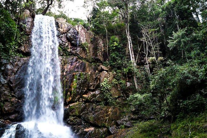 Cachoeira do Tororó