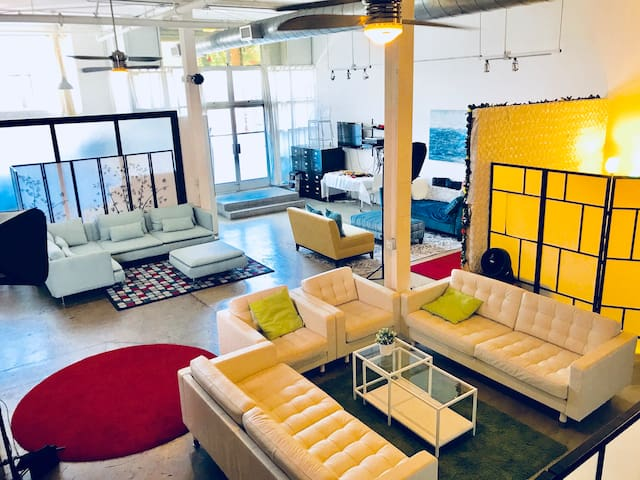 Ious Arts District Loft Events Productions Lofts For Rent In Los Angeles California United States