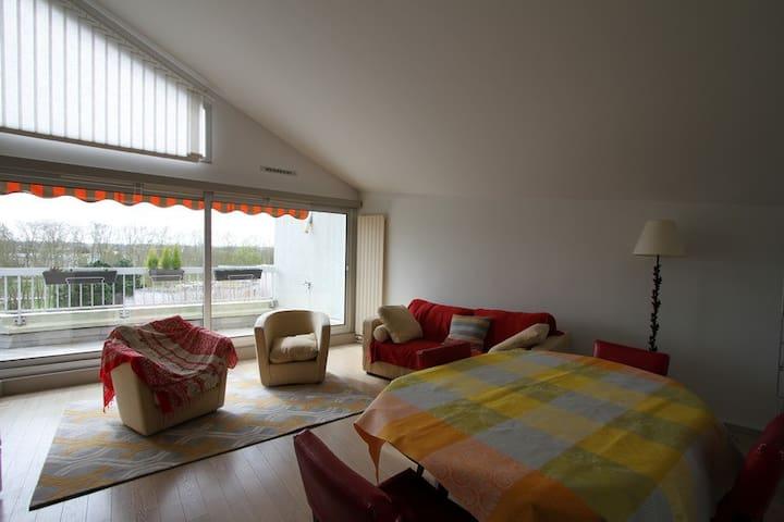 1 chambre à louer en colocation dans appart 72 m² - Cergy - Appartement