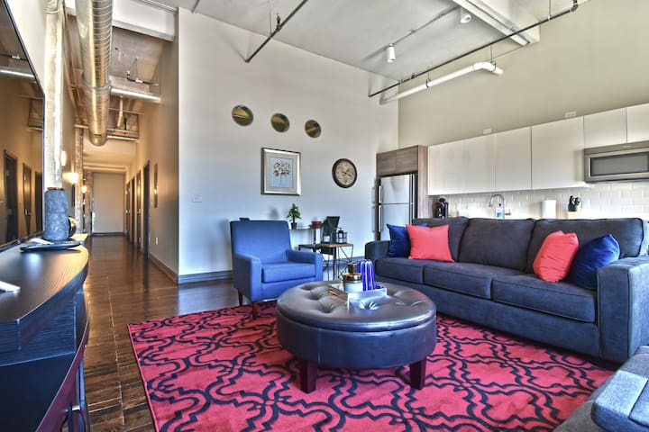 GA Living Suite | Corporate Suites Apt + Parking