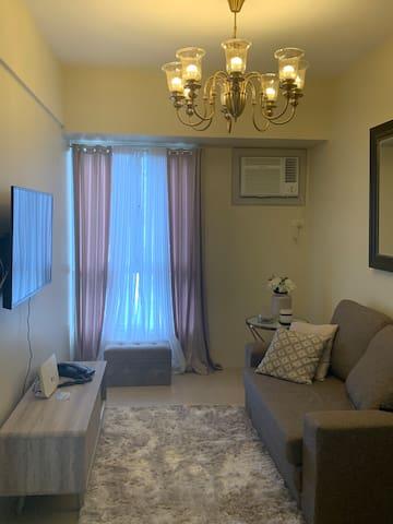 BGC beautiful new 1 bedroom apartment