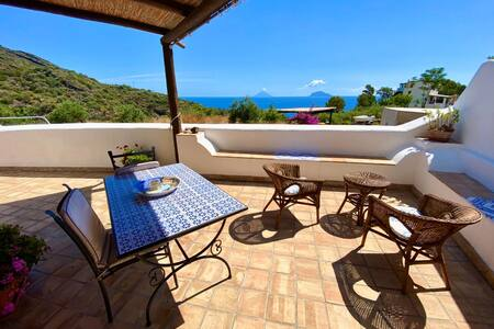 Cosy apartament in Santa Marina Salina