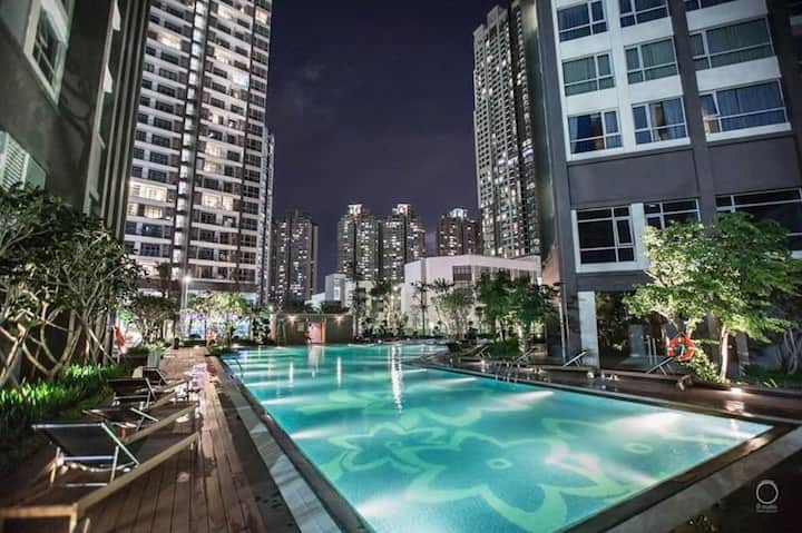 Your TOP Experience at Central Park Ho Chi Minh