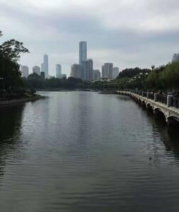 海景高层现代公寓50M wifi - Dalian