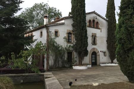 Masía Catalana única del Siglo XVIII - Hab Triple