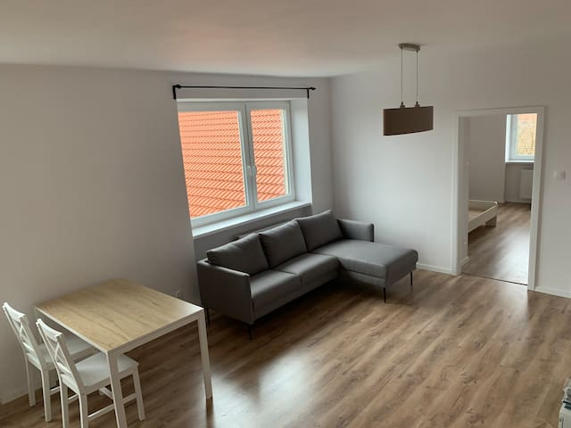 New and Spacious Apartment in City Centre